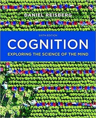 Cognition Exploring the Science of the Mind 6th Edition- { E-B00K | PDF }