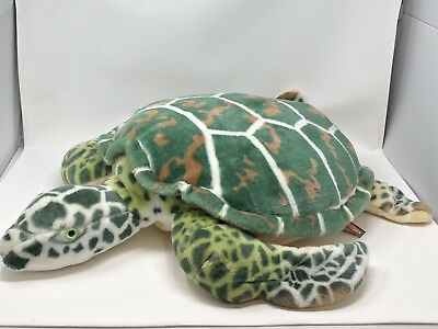 29 Melissa Doug Giant Sea Turtle Lifelike Stuffed Animal Plush