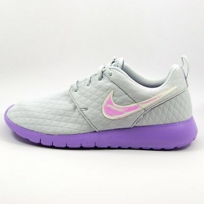 low priced 98cb8 33aa8  70 Girls Nike Roshe One Platinum Gs Size 6.5Y New 859609 002