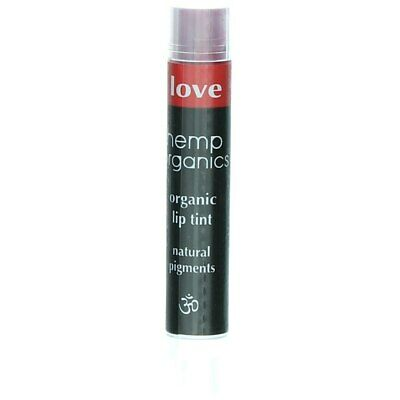 Colorganics Hemp Organics Lip Tint, Love, 2.5 g