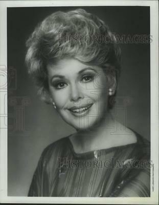 1989 Press Photo Actress In Play, Steel Magnolias - lrp02006