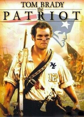 New England PATRIOTS TOM BRADY the Patrot   FRIDGE Magnet 2.5 x 3.5