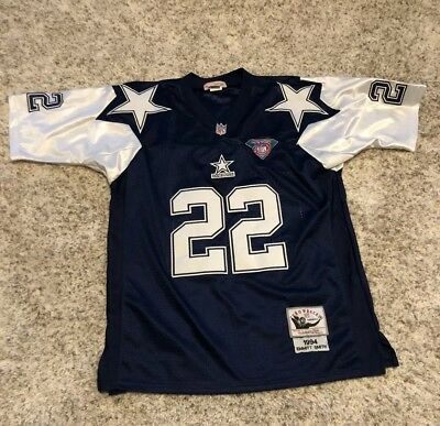 5e68bf684 Mitchell   Ness Dallas Cowboys Emmitt Smith Sz 52 Jersey 1994 Throwback
