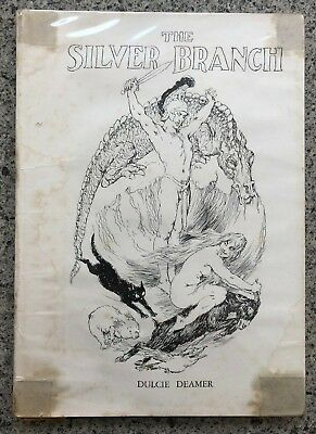 1948 THE SILVER BRANCH, 1st **SIGNED** Deamer. NORMAN LINDSAY,  free shipping