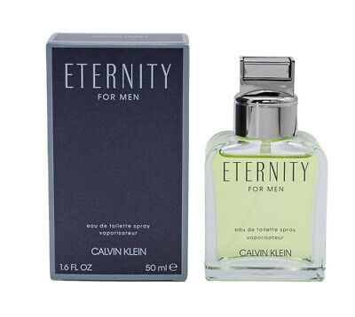 Eternity by Calvin Klein 1.7 oz EDT Cologne for Men New In Box