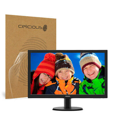 Celicious Impact Philips Monitor 243V Anti-Shock Screen Protector