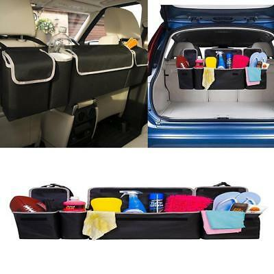 Multi use High Capacity Oxford Car Seat Back Organizers For Interior Accessories