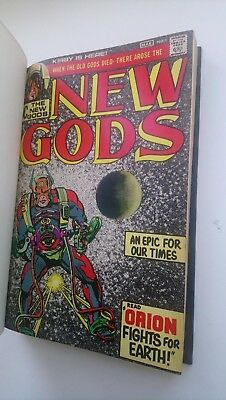 The New Gods # 1  Bounded  1St Orion  Jack Kirby Art  Darkseid  1971  Mega Rare