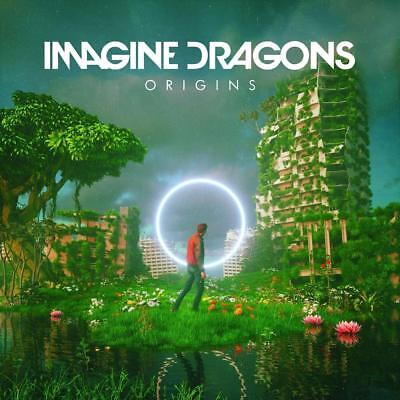 Imagine Dragons - Origins - NEW CD 2018  (sealed)