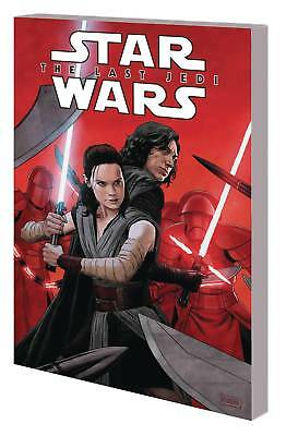 Star Wars Tp Last Jedi Adaptation  [Jul181172] Marvel Comics