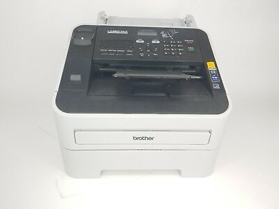 Brother FAX-2840 High Speed Mono Laser Fax Machine Printer - Free Shipping