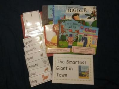The Smartest Giant in Town by Julia Donaldson Story Resources, Books & Sack