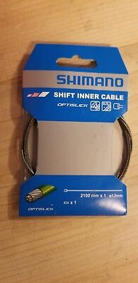 Shimano Optislick Inner Shift Cable Y60198100 also fits Sram Derailleur Shifter