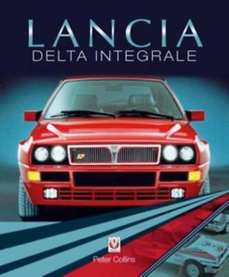Lancia Delta Integrale New Book HF4WD Rally Racing Track Rally Car Motorsport