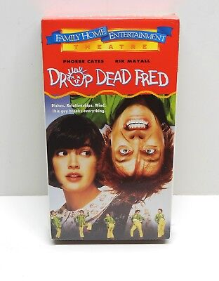 Drop Dead Fred 1991 VHS RARE OOP NEW SEALED EX. Condition FAST FREE SHIPPING