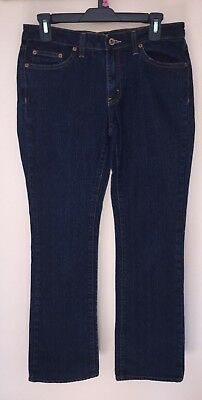 18a3795334d NWOT US POLO Assn Womens Jeans Size 12 stretch Boot Cut Mid Rise ...