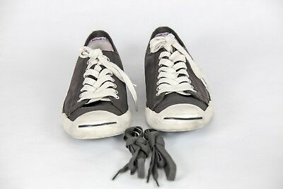 CONVERSE JACK PURCELL LP Leather Black White Casual Shoes Sneakers ... e6d471d19