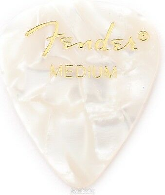Fender 351 Shape Premium Celluloid Picks - Medium