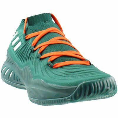 cheap for discount 3069d ef288 adidas SM Crazy Explosive Low NBA NCAA BC Basketball Shoes Green - Mens -  Size