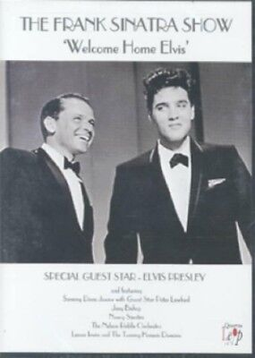The Frank Sinatra Show Welcome Home Elvis New DVD