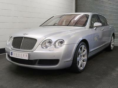 2006 Bentley Continental Flying Spur 6.0 Flying Spur 5 Seats 4D Auto 550 Bhp