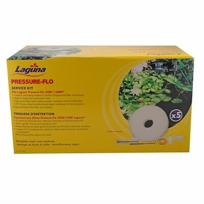Laguna Pressure Flo 12000 UVC 25W Service Kit PT1499 Fish Pond Filter UV Koi