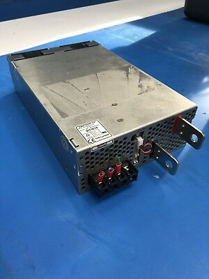 TDK Lambda 240V AC - 24V DC 1000w 44A Switch Mode Power Supply SMPS SWS1000L-24