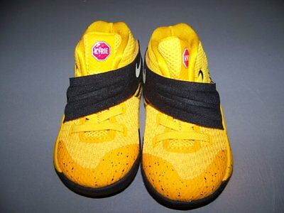 2187e5fae26 Nike Kyrie 2 Grade School Shoes 826673-700 Back to School Bus Size 6.5  Womens 8 ...