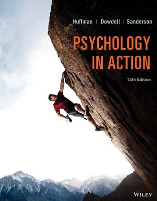 EB00K psychology in action 12th Edition/ by Karen Huffman