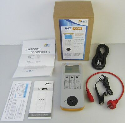 Nesco Electrical Products Pat 100El Portable Appliance & Power Lead Tester