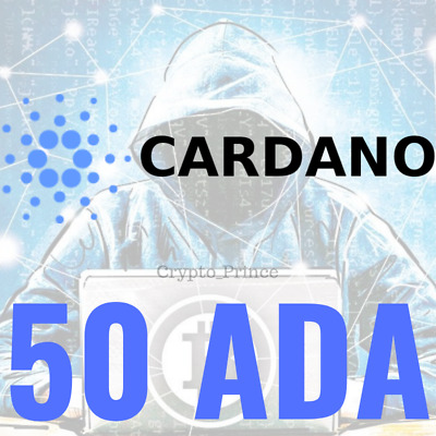 6 Hours Cardano (50 ADA) Mining Contract Processing Speed (TH/s)