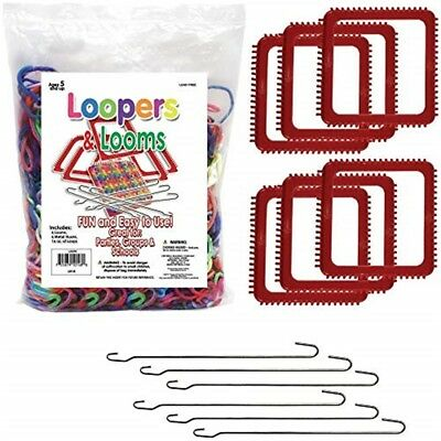 Loopers & Looms 6/pkg-