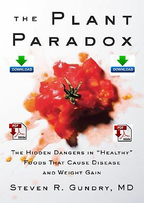 The Plant Paradox, the hidden dangers - read on PC or TABLET - Fast PDF Download