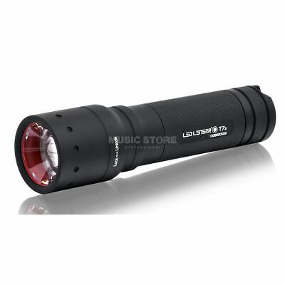 LED Lenser - T7.2, LED Lampe mit Focus Boxed, 4xAAA, inkl. Tasche