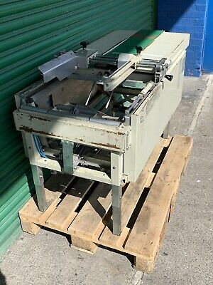 Biro Butchers Meat Cutting Bandsaw 415V USA Made - Spares Or Repairs Only