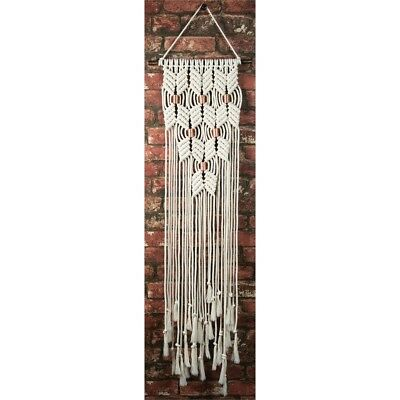 Macrame Wall Hanger Kit-chevrons & Copper