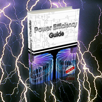 The Power Efficiency Guide Save Money On Energy DIY Technology Doomsday Prepper