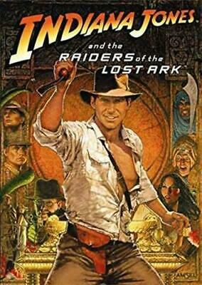 Raiders of the Lost Ark (DVD, 2008, Widescreen) NEW