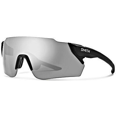 8ab5a6fe89e SMITH OPTICS ATTACK Sunglasses - Men s-Matte Black-ChromaPop ...