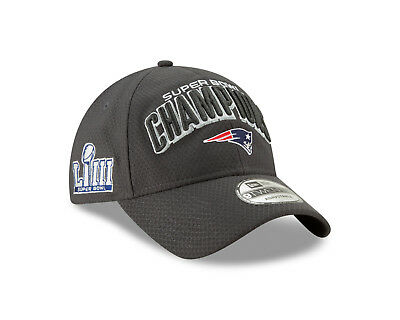 b3f4efa3133 2019 NEW ENGLAND Patriots New Era 9TWENTY Super Bowl 53 Champions ...
