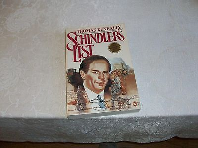 Schindler's List by Thomas Keneally (1983, Paperback)