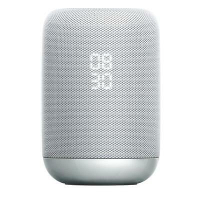 Sony LF-S50G Wireless Smart Speaker with Google Assistant, White - Bluetooth