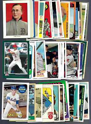 2019 Topps Series 1 Iconic Card Reprints: Complete Your Set You Pick