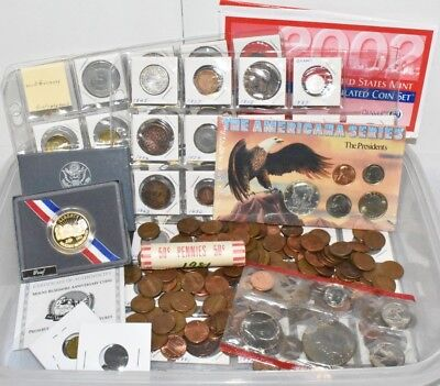 Huge Junk Lot Approx. 2.11 Lbs Coin Collection!!