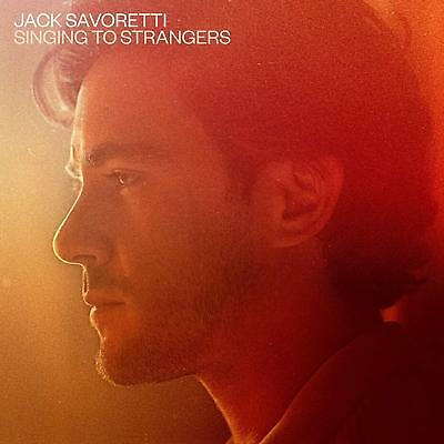 JACK SAVORETTI 'SINGING TO STRANGERS' CD (15th March 2019)