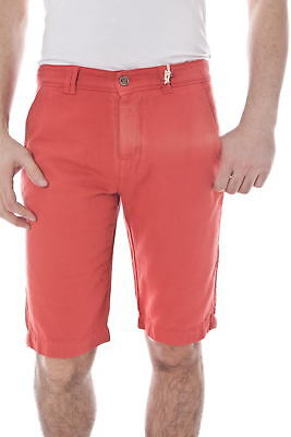 Jeckerson Short Cotton MADE IN ITALY Man Reds 26PCJUBE02XT04791 2035 NWT