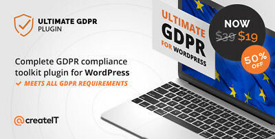 Ultimate GDPR v1.7.0 - Compliance Toolkit for WordPress