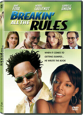 Breakin' All the Rules (DVD, 2004, Special Edition) Dvd
