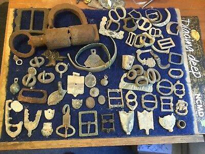 Large Lot Of Detecting Found Artefacts 17