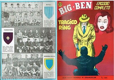 BIG-BEN n. 23 Editions Astorina con advertising Italian feminine given names